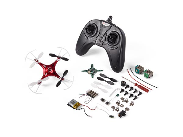 VELLEMAN KITS K/RCQC2 MINI QUADCOPTER BOUWKIT