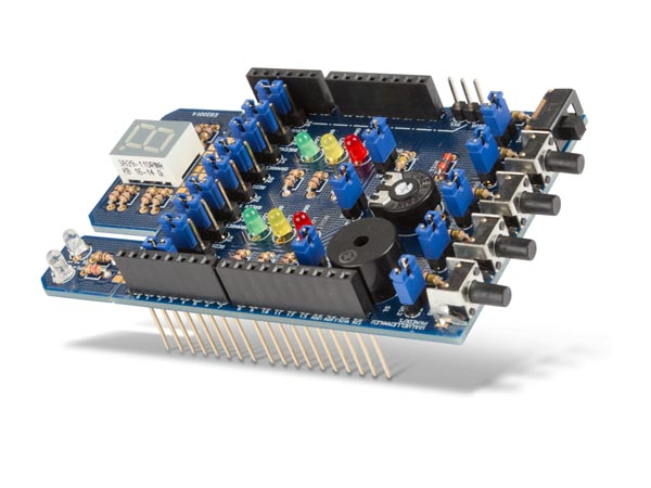 VELLEMAN KITS KAEDU STEM SHIELD VOOR ARDUINO