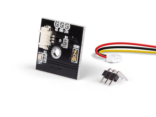VELLEMAN MODULES MM109 BOARD MET LICHTSENSOR