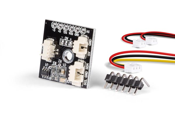 VELLEMAN MODULES MM110 BOARD MET DA-CONVERTER