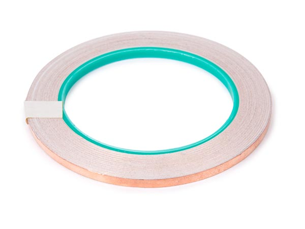 VELLEMAN VTCFT1 KOPERFOLIE TAPE - 5 mm x 25 m