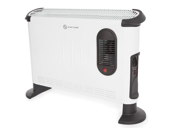 VELLEMAN CH0004 CONVECTOR - 2000 W - TURBO