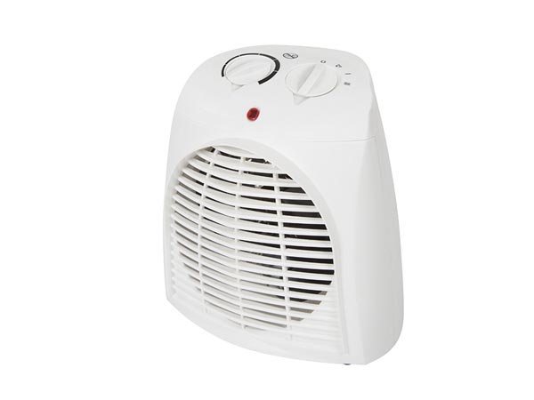 PEREL FH0002 VENTILATORKACHEL - 2000 W - IP21