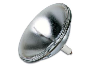 TUNGSRAM LAMP500P64WFL HALOGEENLAMP GENERAL ELECTRIC 500W / 230V, PAR64, GX16D, WFL, 2700K, 2000h