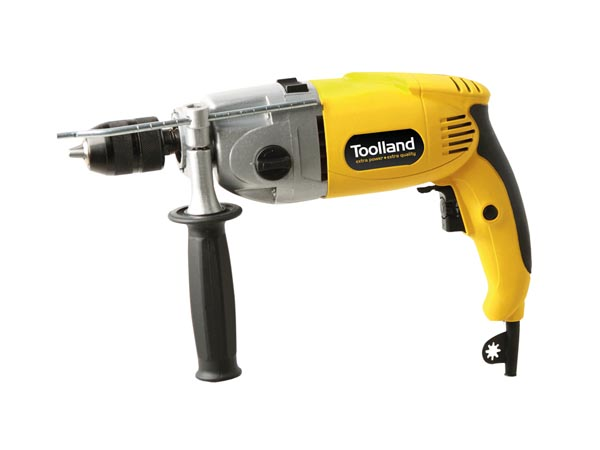 TOOLLAND TM81007 KLOPBOORMACHINE - 1100 W - SEMIPROFESSIONEEL