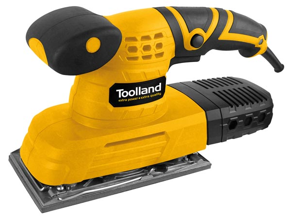 TOOLLAND TM81026 VLAKSCHUURMACHINE - 200 W