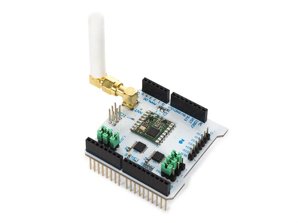 VELLEMAN FOR MAKERS VMA214 RFM69HCW RADIO ARDUINO® SHIELD