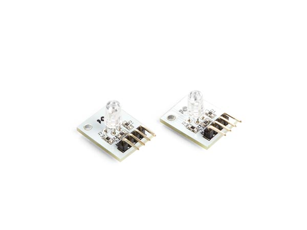 VELLEMAN FOR MAKERS VMA307 ARDUINO® COMPATIBELE RGB LED-MODULE (2 st.)