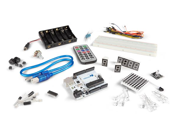 VELLEMAN FOR MAKERS VMA501 DIY-STARTERKIT VOOR ARDUINO®