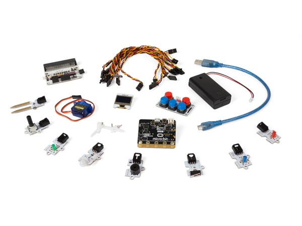 VELLEMAN IO FOR ARDUINO VMM502 MICROBIT® TINKER KIT