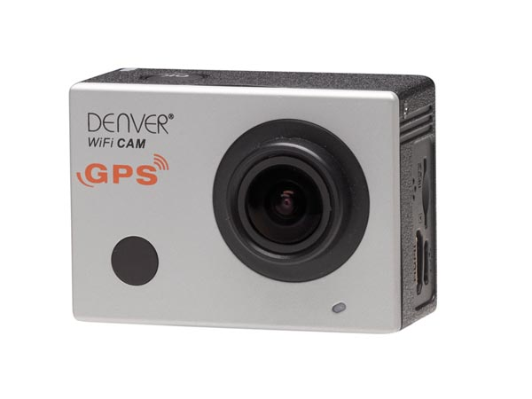 DENVER ELECTRONICS DV-10203 ACG-8050W - FULL HD-ACTIECAMERA MET GPS EN WIFI