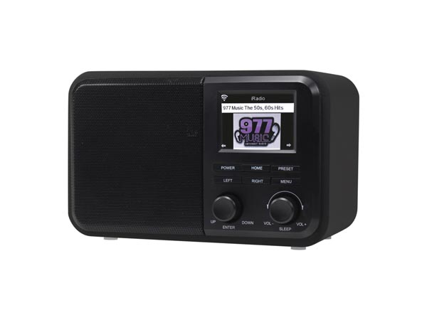 DENVER ELECTRONICS DV-10509 IR-130 INTERNETRADIO MET WIFI