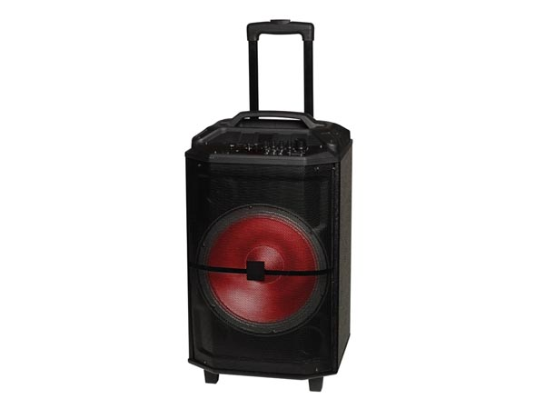 DENVER ELECTRONICS DV-10711 TSP-400 - BLUETOOTH LUIDSPREKER MET TROLLEY  - 40 W
