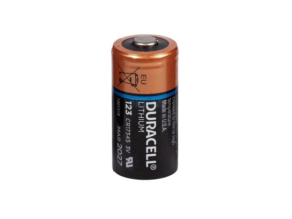 DURACELL BDCR123A-BL1 DURACELL - LITHIUMBATTERIJ 3 V - DL123A CR17335 CR17345