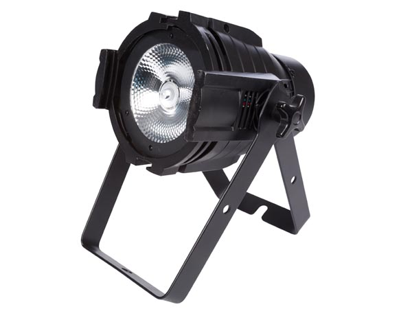 HQ-POWER HQLP10002 PAR38 - 30 W COB LED - RGBW - ZWARTE BEHUIZING