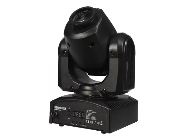 HQ-POWER HQMH10005 MINI SNIPER - 60 W LED MOVING HEAD