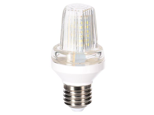 HQ-POWER HQPL11026 MINI LEDFLITSLAMP - E27 - 3 W - WIT