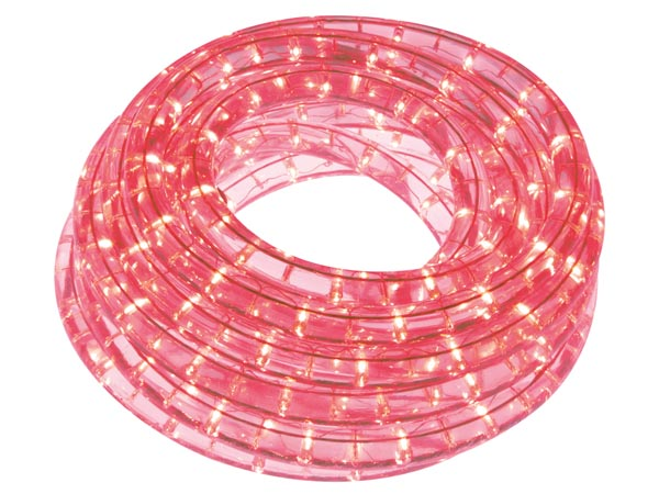 HQ-POWER HQRL09003 LED-LICHTSLANG - 9 m - ROOD