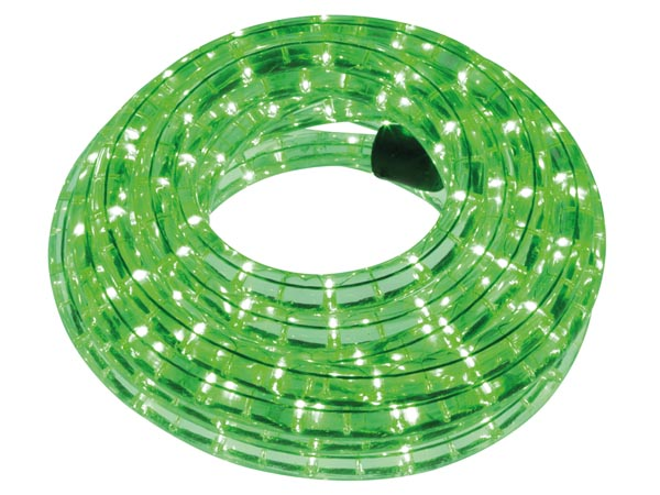 HQ-POWER HQRL09004 LED-LICHTSLANG - 9 m - GROEN