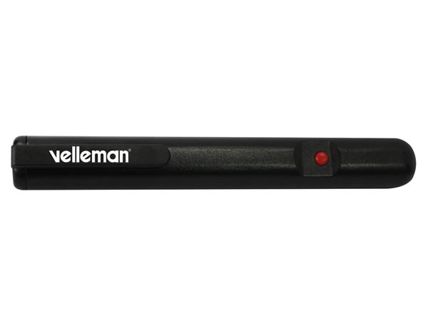 VELLEMAN MP1000 LASER POINTER - ABS - 1 mW - KLASSE 2