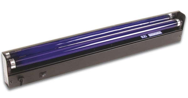 HQ-POWER VDL20UV BLACKLIGHT 20W + HOUDER