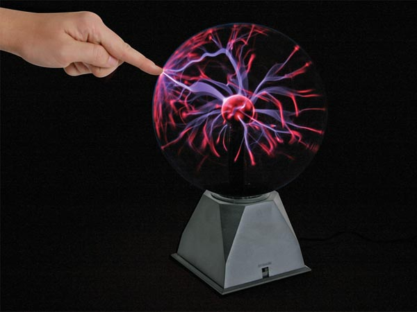HQ-POWER HQLE10019 MAGIC PLASMA LIGHT 8""