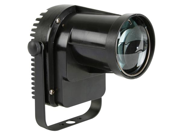 HQ-POWER VDLLMS2 MINI LEDPUNTSPOT VOOR SPIEGELBOL - 3W