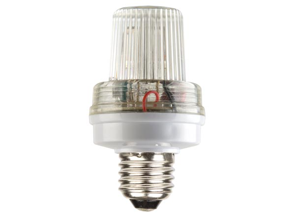 HQ-POWER VDLSLW MINI FLITSLAMP - E27 - 5 W - WIT