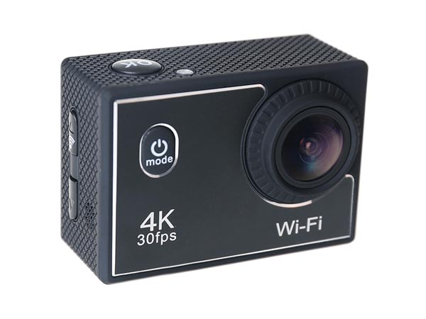 DENVER ELECTRONICS DV-10206 ACK-8058W - 4K ACTION CAMERA WITH WIFI FUNCTION