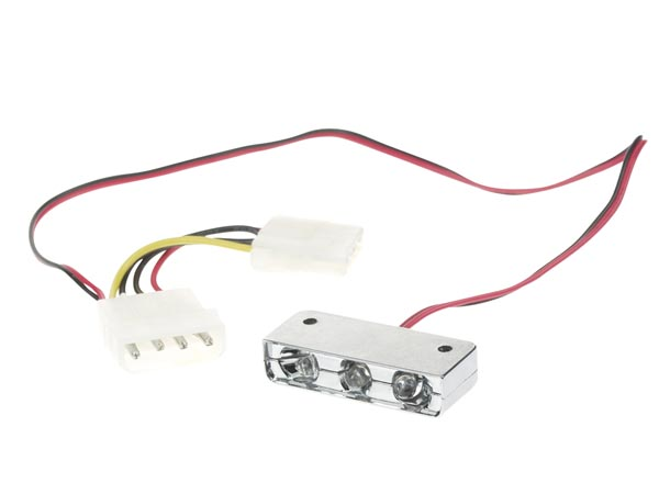 VELLEMAN PCL1B BLAUWE TUNING LED VOOR COMPUTER