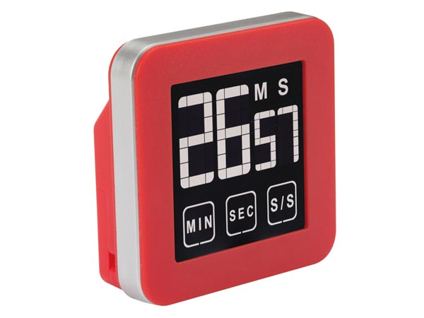 VELLEMAN TIMER12 DIGITALE TOUCH-TIMER - CHRONOMETER EN AFTELFUNCTIE