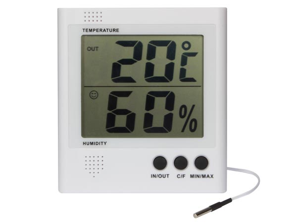 VELLEMAN WS8471 THERMO-/HYGROMETER
