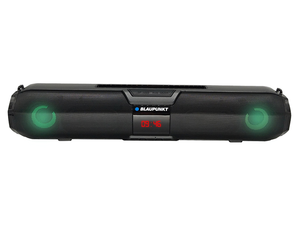 BLAUPUNKT BP-9640 BLUETOOTH-SOUNDBAR MET LED & SUBWOOFER
