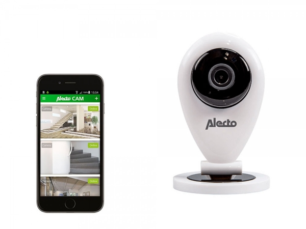 Alecto DVC-105IP draadloze IP WiFi camera