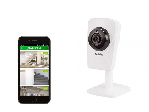 Alecto DVC-125IP draadloze IP WiFi camera