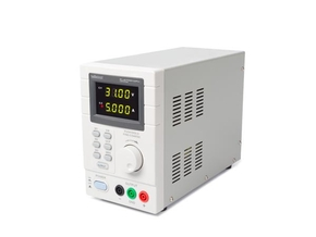 VELLEMAN LABPS3005DN PROGRAMMEERBARE LABOVOEDING 0-30 VDC / 5 A max. - DUBBELE LED-DISPLAY met USB 2.0-INTERFACE