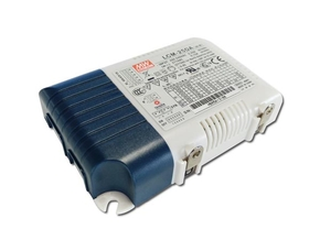 MEAN WELL LCM-25DA MULTIPLE-STAGE OUTPUT CURRENT LED POWER SUPPLY  - 25 W - SELECTABLE OUTPUT CURRENT WITH PFC