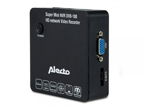 Alecto DVB-100 mini NVR netwerk video recorder
