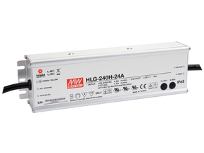 MEAN WELL HLG-240H-24A SCHAKELENDE VOEDING - 1 UITGANG - 240 W - 24 V