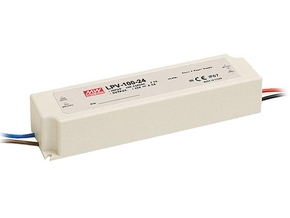 MEAN WELL LPV-100-24 SCHAKELENDE VOEDING - 1 UITGANG - 100 W - 24 V