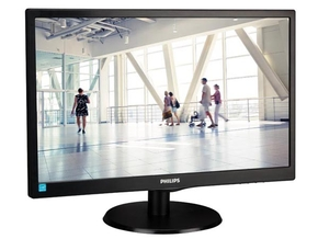 "PHILIPS MONSCA9 LED-MONITOR PHILIPS - SMARTCONTROL - 21.3"" - VGA/HDMI"